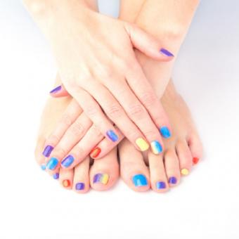 OPI Pedicure & Manicure Services